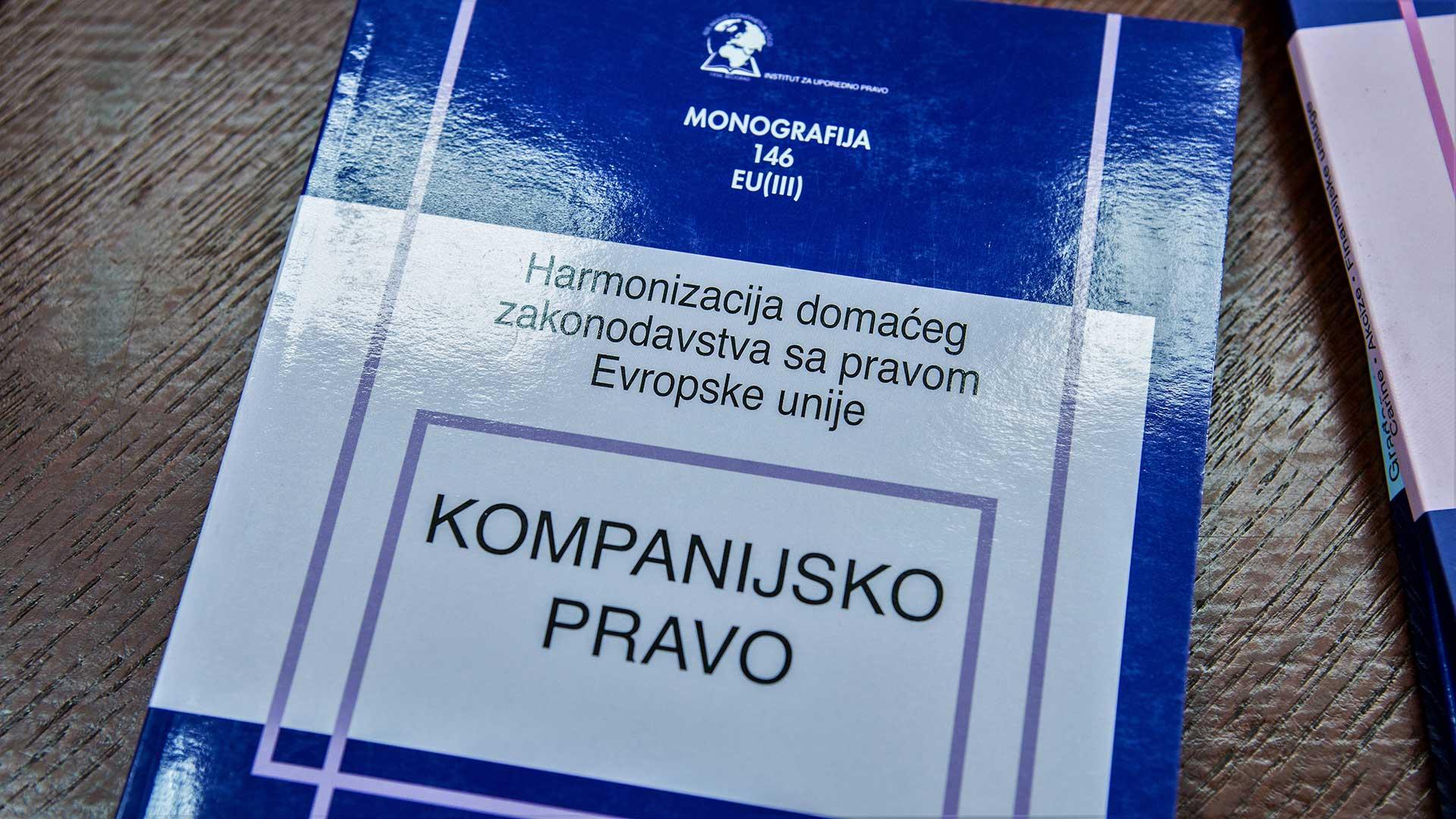 Monografije i zbornici radova